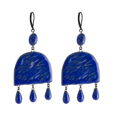 cyclades earrings, tomfoolery, Claire Hequet-Chaut