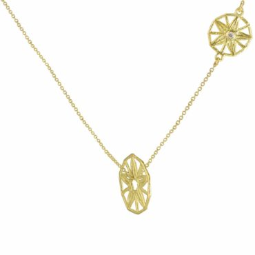 Tomfoolery: Big Star Little Star Necklace