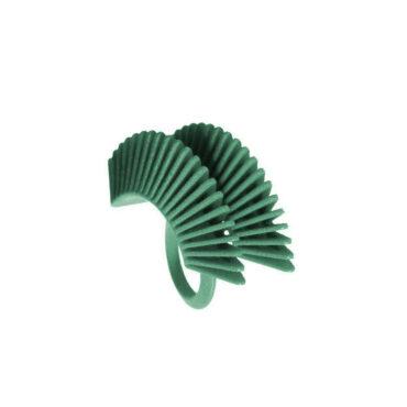 Statement Small Helix Earrings by LYNNE MACLACHLAN, tomfoolery London | www.tomfoolerylondon.co.uk