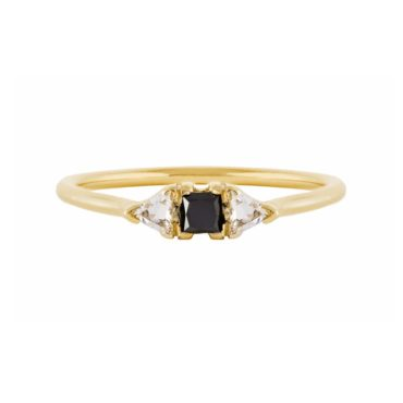 tf three, Black Diamond Trio Ring, tomfoolery