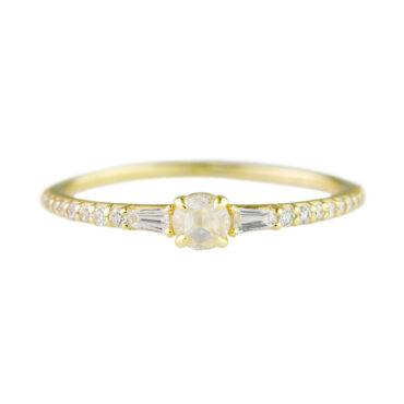 ILA, Petite Parson Diamond Ring, tomfoolery
