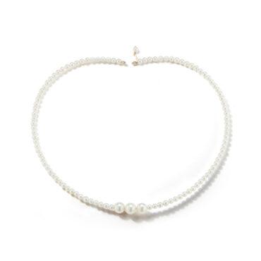 Mizuki Shinkai, Multi Pearl Collar, Tomfoolery