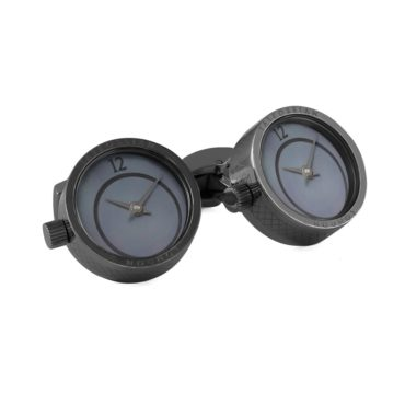 Tateossian, Mother of Pearl Prezioso Watch Cufflinks, Tomfoolery