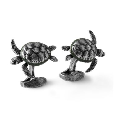Tateossian, Mechanical Turtle Cufflinks, Tomfoolery