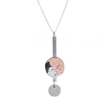 Victoria Myatt, Cica Necklace in Coral, Tomfoolery