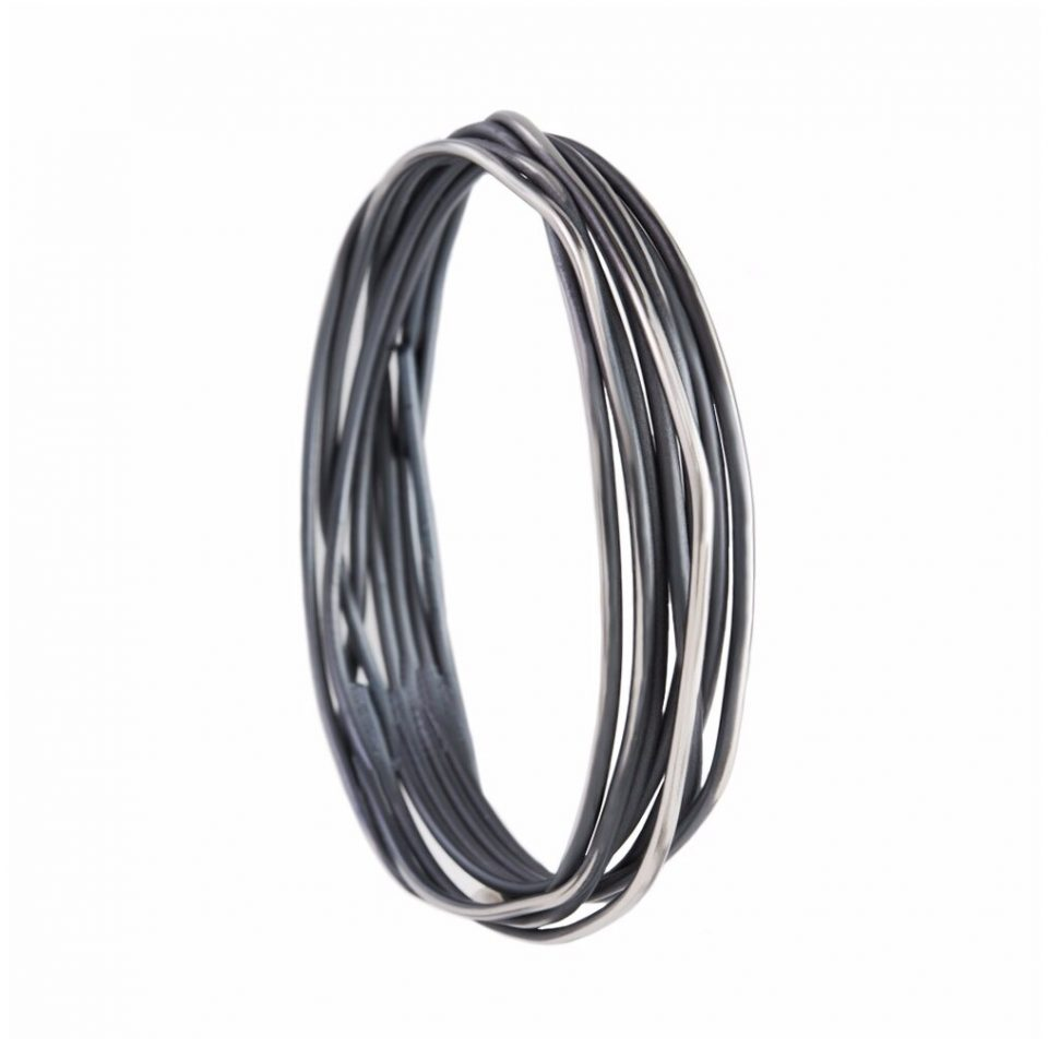 tomfoolery Titanium Bangle