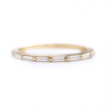 tomfoolery:  Baguette Diamond Eternity Ring, Artemer