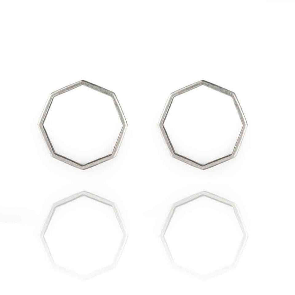 Scarlett Cohen French, Octagon Studs, Tomfoolery
