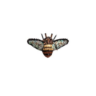 Trovelore, Bee Brooch