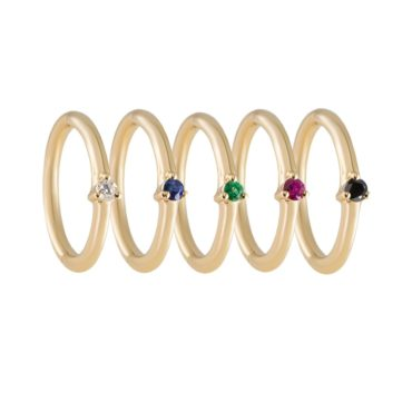 metier by tomfoolery: Original 3 claw clicker hoops