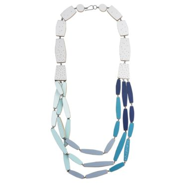 Tomfoolery, Long Tapered Necklace, Emily Kidson