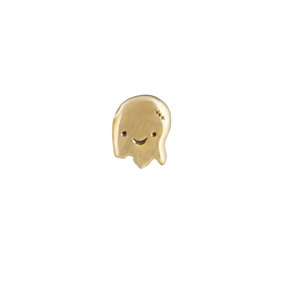 Sofia Zakia, Ghostie Single Earring, Tomfoolery