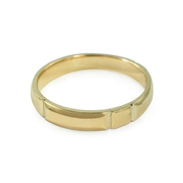 Margaux Clavel, 18ct Yellow Gold Gracia Ring, Tomfoolery