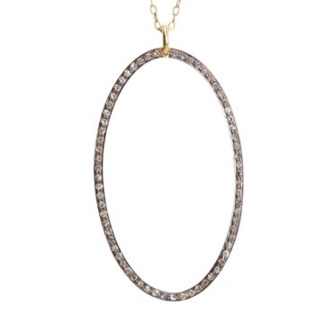 Tomfoolery, Mille Oval Necklace, 5th Octobre