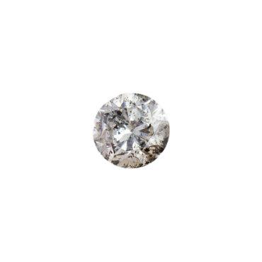 Tomfoolery, 0.74ct Salt & Pepper Brilliant Cut Diamond, tf Stones