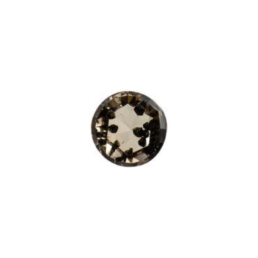 Tomfoolery, 0.74ct Dalmatian Round Rose Cut Diamond, tf Stones