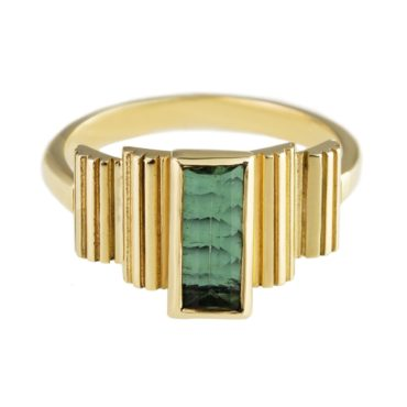Tomfoolery, Margaux Clavel, One of Kind 'Milos' Art Ring