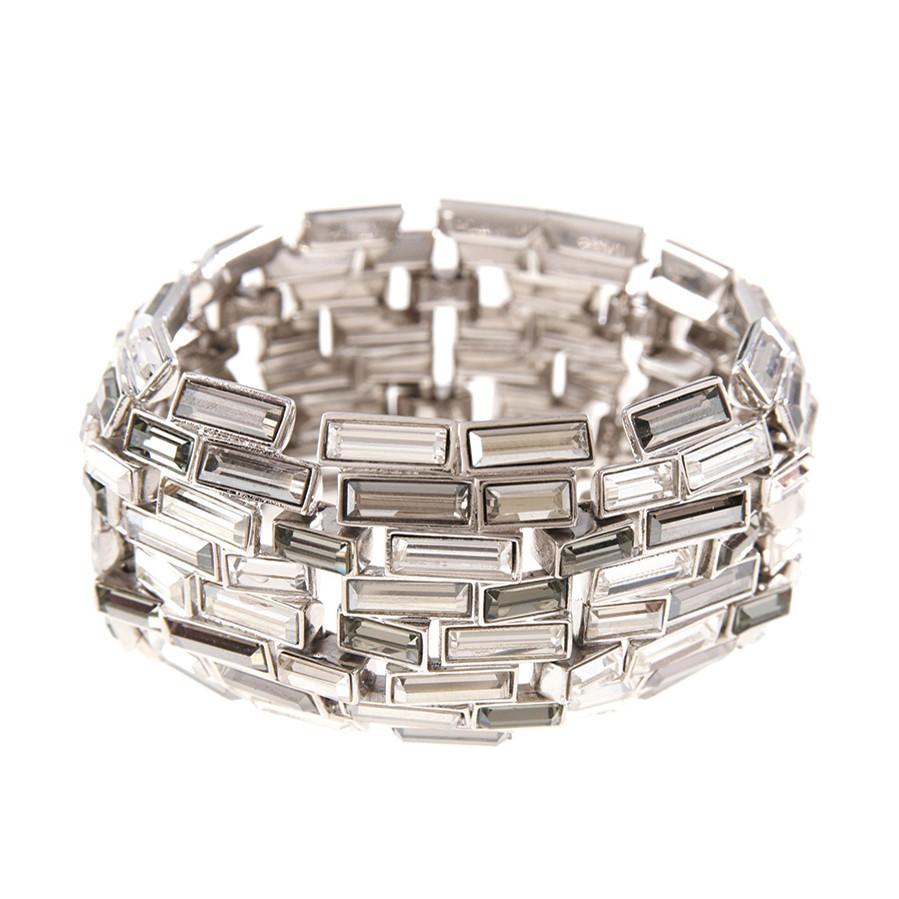 Tomfoolery; Caddis Multi Baguette Bracelet, Simon Harrison