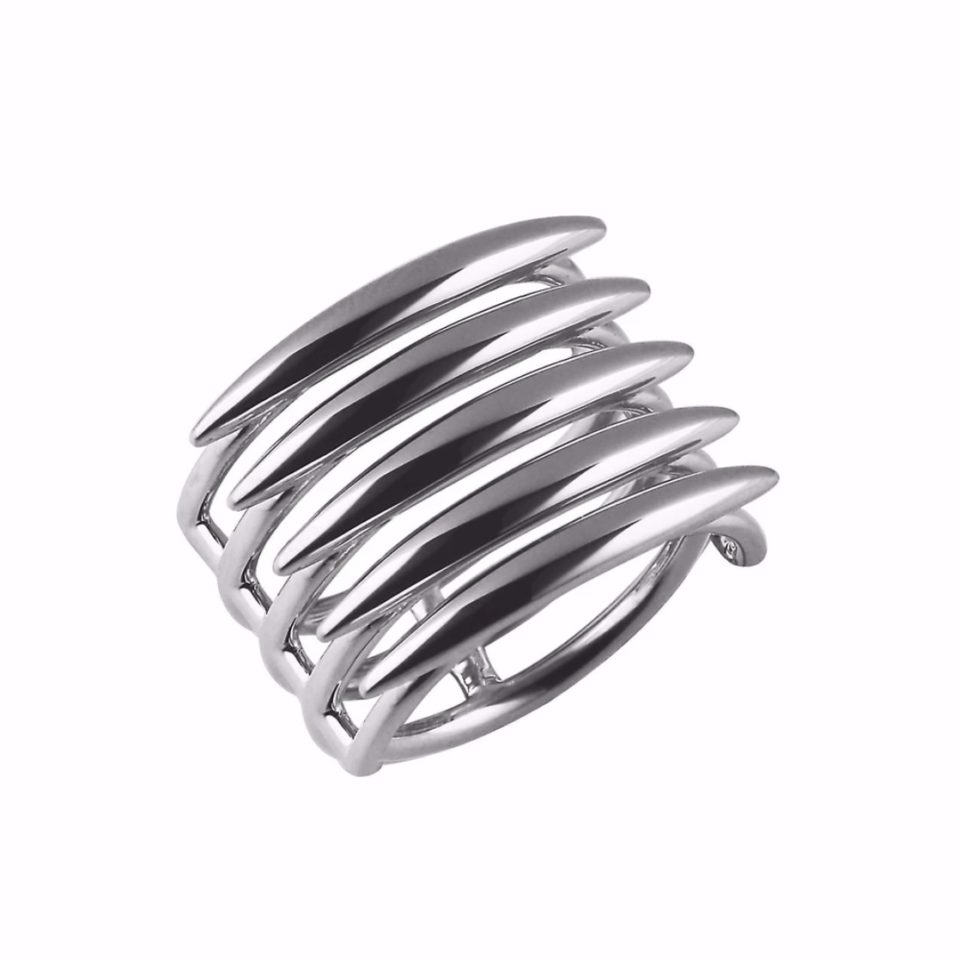 Shaun Leane, Gold Plated Silver Quill Ring, tomfoolery