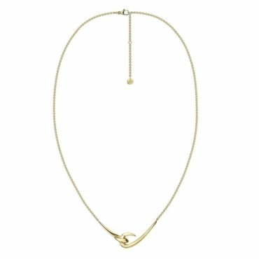 Shaun Leane, Yellow Gold Vermeil Hook Chain Pendant, tomfoolery