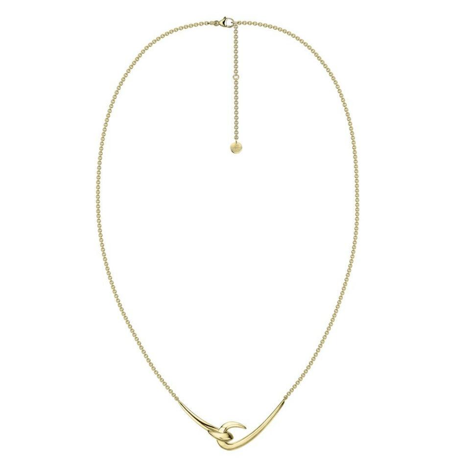 Shaun Leane, Yellow Gold Vermeil Hook Chain Pendant, tomfoolery
