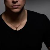 Shaun Leane, Gold Vermeil Arc T-Bar Necklace, Tomfoolery