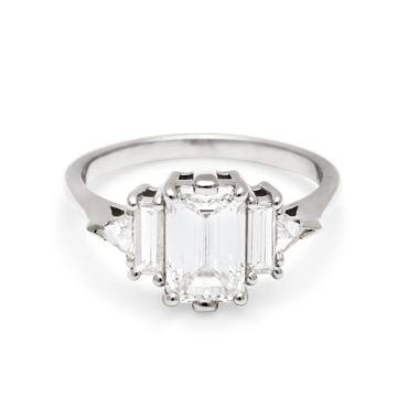 Anna Sheffield, 1.5ct White Diamond Theda Ring, Tomfoolery