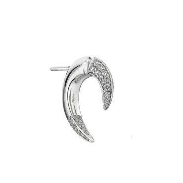 Shaun Leane, White Gold Diamond Talon Earrings, Tomfoolery