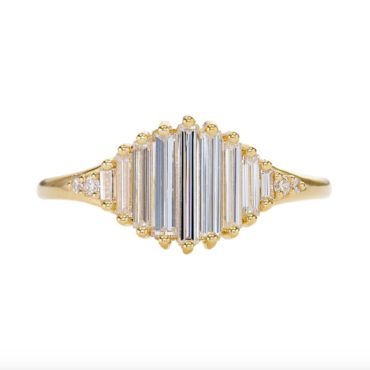 Artemer, Pool Of Light Diamond Ring, tomfoolery