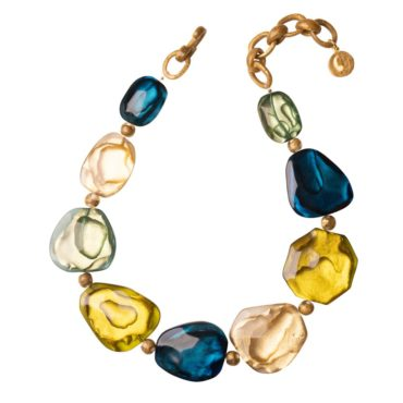 Dominique Denaive, tomfoolery,Gaby Multicoloured Necklace