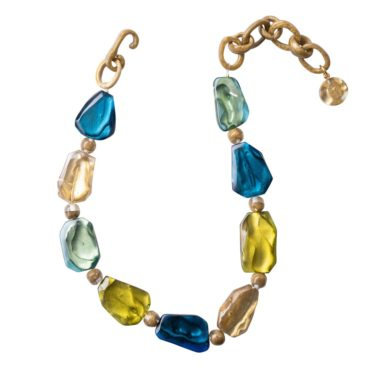 Dominique Denaive, tomfoolery,Charlotte Multicoloured Necklace