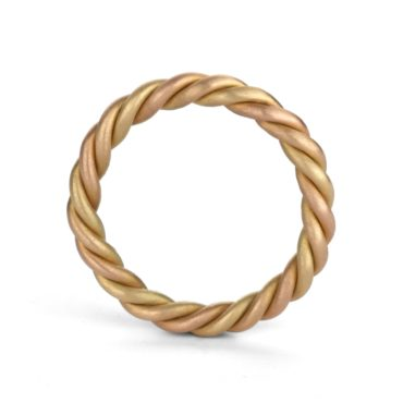 Shimell & Madden, Three Strand Rope Ring, tomfoolery