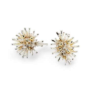 Hannah Bedford, Sea Urchin Studs , Tomfoolery London