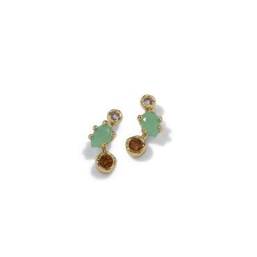 Asterales Cluster Stud Earring - Midsummer - Alexis Bittar - tomfoolery London