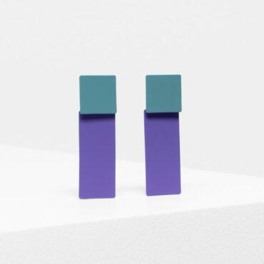 Tage drop earrings by ELK, tomfoolery London | www.tomfoolerylondon.co.uk