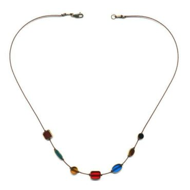 Golden Hour necklace by I. Ronni Kappos available at tomfoolery London | www.tomfoolerylondon.co.uk