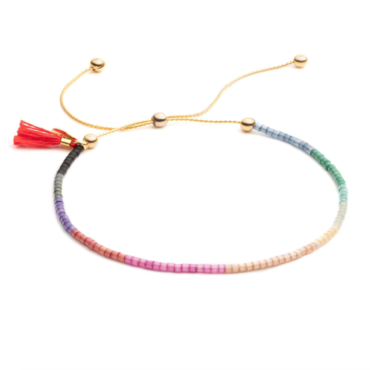 Sam Bracelet in Multi by SHASHI. Available at tomfoolery london